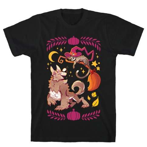 Wholesome Halloween Mens/Unisex T-Shirt