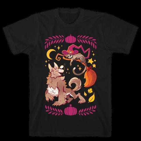 Wholesome Halloween Mens/Unisex T-Shirt