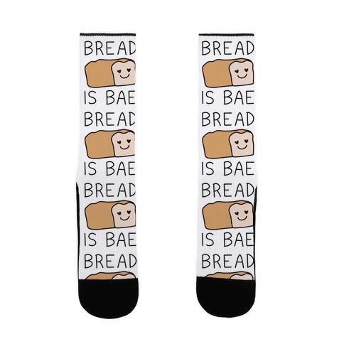 Bread Is Bae Sock