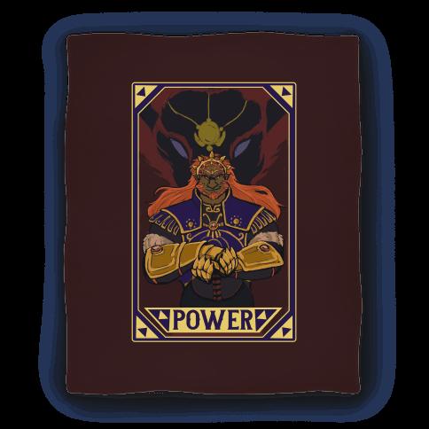 Power - Ganondorf Blanket