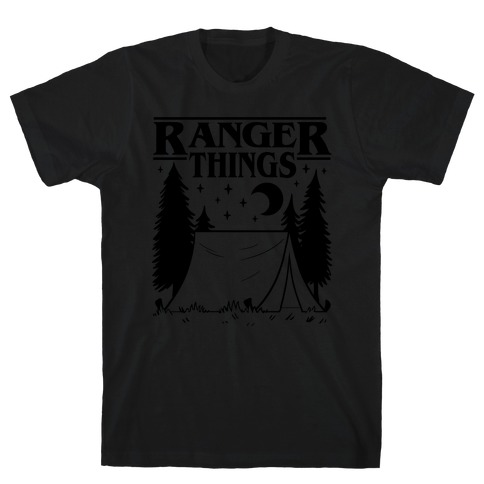 Ranger Things T-Shirt