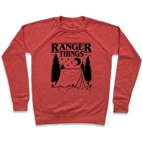Ranger Things Pullover