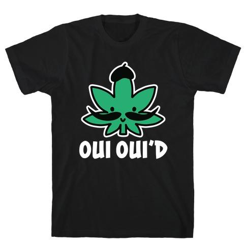 Oui Oui'd T-Shirt