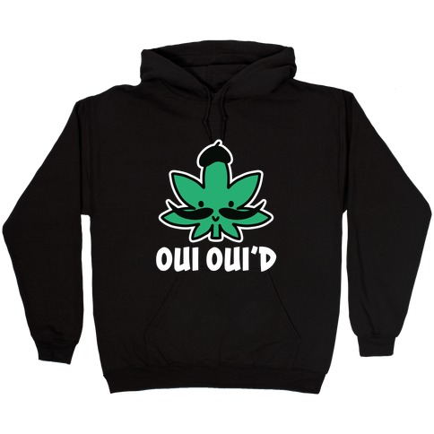 Oui Oui'd Hooded Sweatshirt