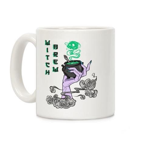 Witch Brew Coffee Mug