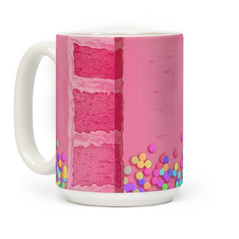 I Am Cake Coffee Mug