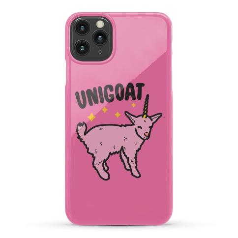 Unigoat Goat Unicorn Phone Case