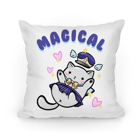 Magical Cat Pillow