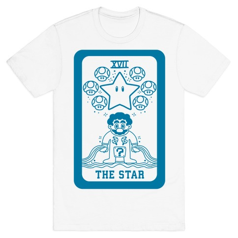 The Star Tarot T-Shirt
