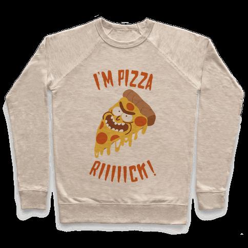 I'M PIZZA RICK! Pullover