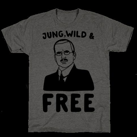 Jung Wild & Free Parody
