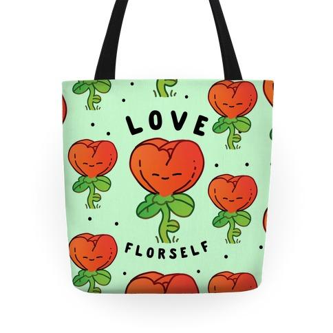 Love Florself Tote