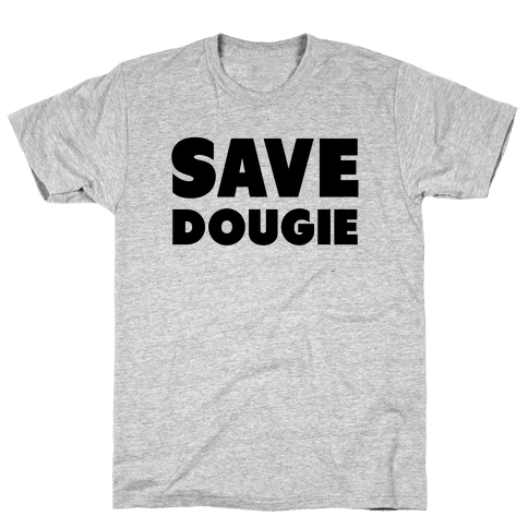 Save Dougie Mens T-Shirt