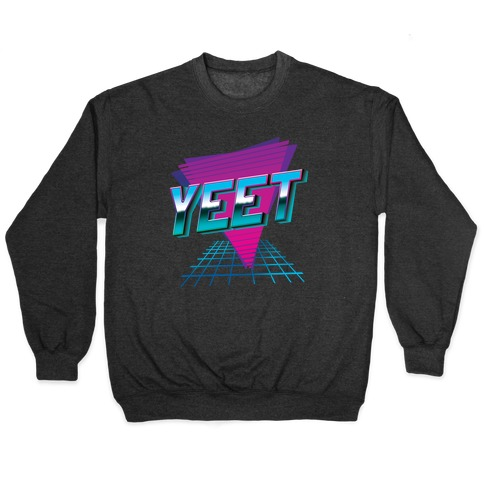 Retro YEET Pullover