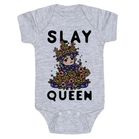 Slay Queen May Queen Baby Onesy