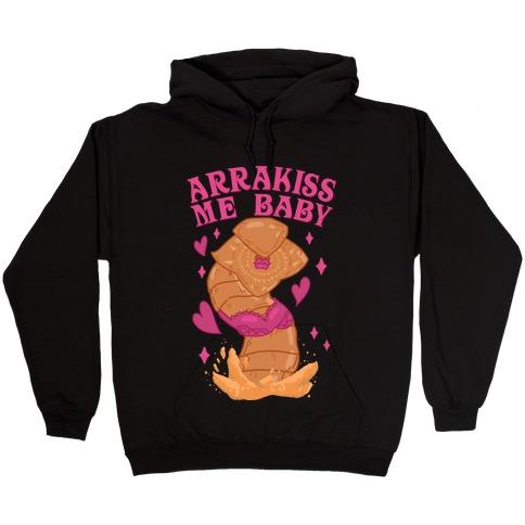 Arrakiss Me Baby Sandworm Hooded Sweatshirt