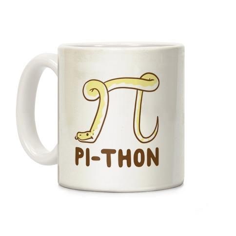 Pi-Thon Coffee Mug