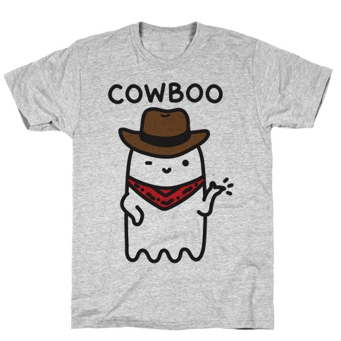 Cowboo - Cowboy Ghost T-Shirt