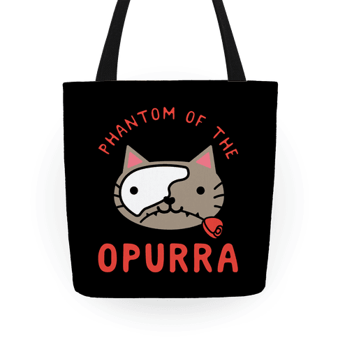 Phantom of the Opurra Tote