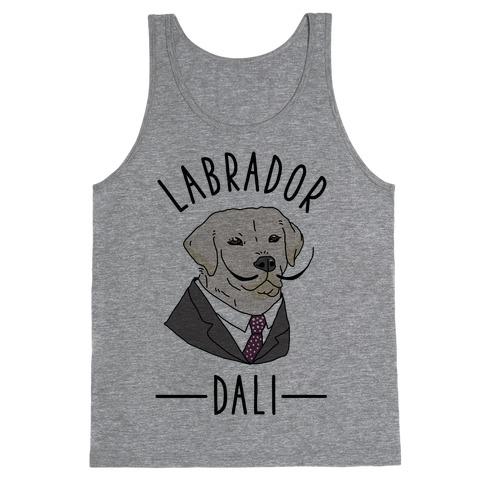 Labrador Dali Tank Top