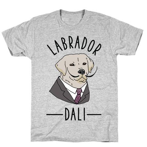 Labrador Dali T-Shirt