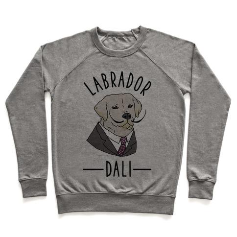 Labrador Dali Pullover