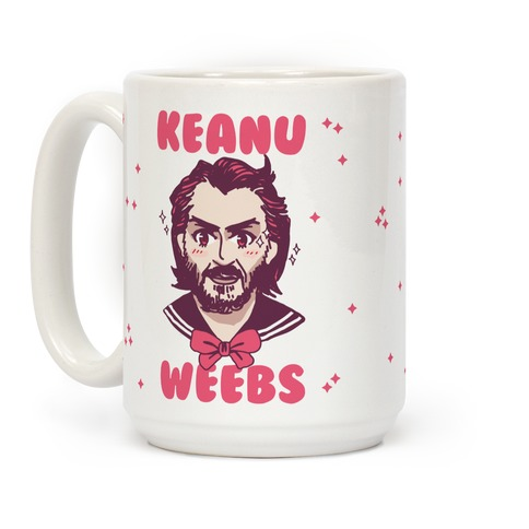 Keanu Weebs Coffee Mug