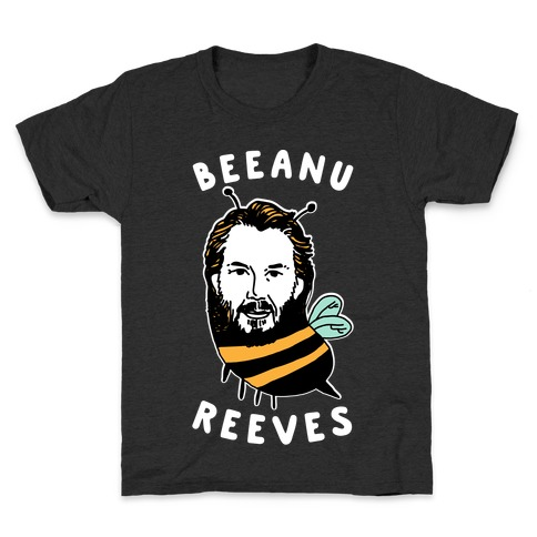 Beeanu Reeves Kids T-Shirt
