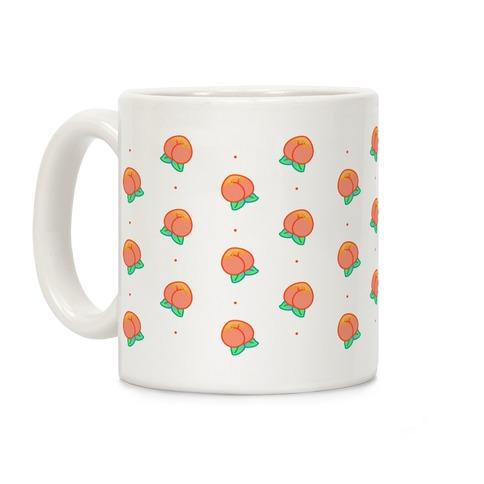 Butt Peaches Coffee Mug