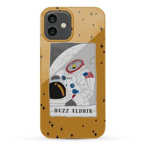Buzz Aldrin Bee Phone Case