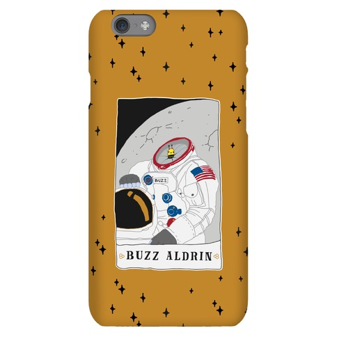Buzz Aldrin Bee Phone Case