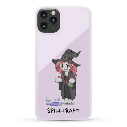 Spillcraft Phone Case