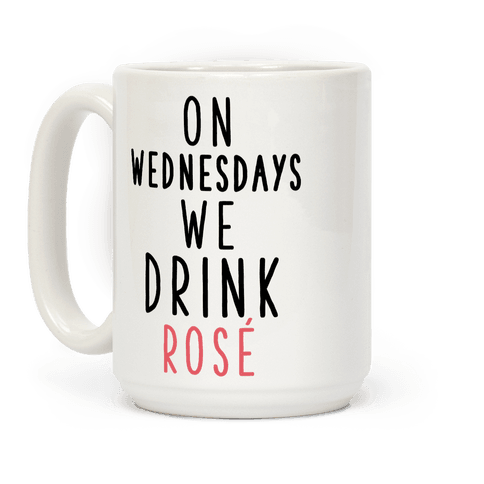 On Wednesdays We Drink Ros