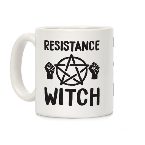 Resistance Witch Coffee Mug