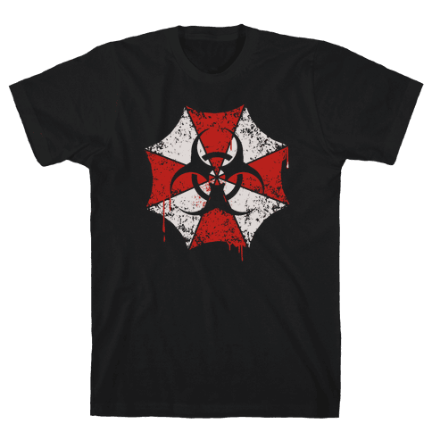 Umbrella Corp / Biohazard Mens/Unisex T-Shirt