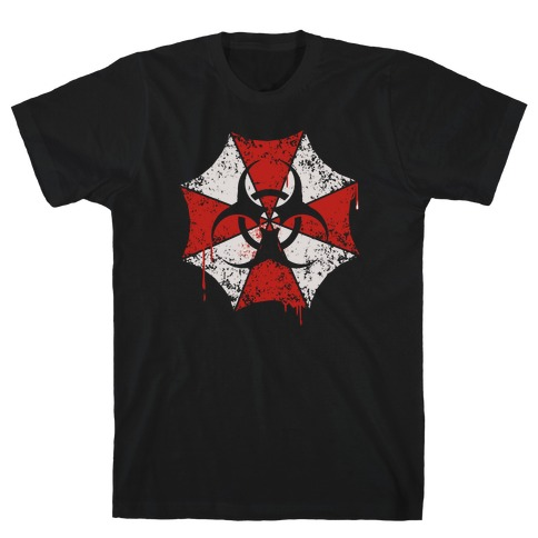Umbrella Corp / Biohazard T-Shirt