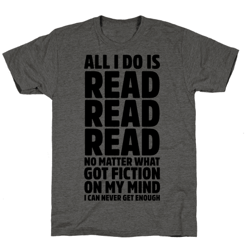 All I Do Is Read