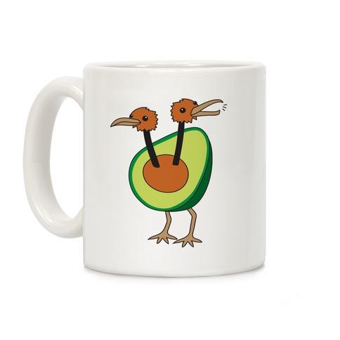 Avocadoduo (Avocado Doduo Parody) Coffee Mug