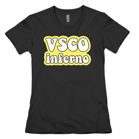VSCO Inferno Womens T-Shirt