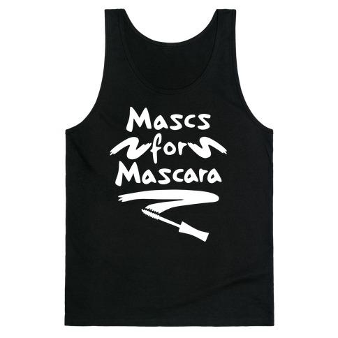 Mascs for Mascara Tank Top