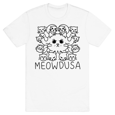 Meowdusa T-Shirt
