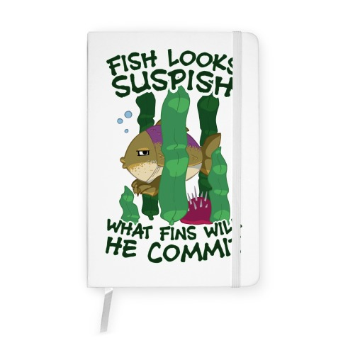 Fish Looks Suspish What Fins Will He Commit Notebook