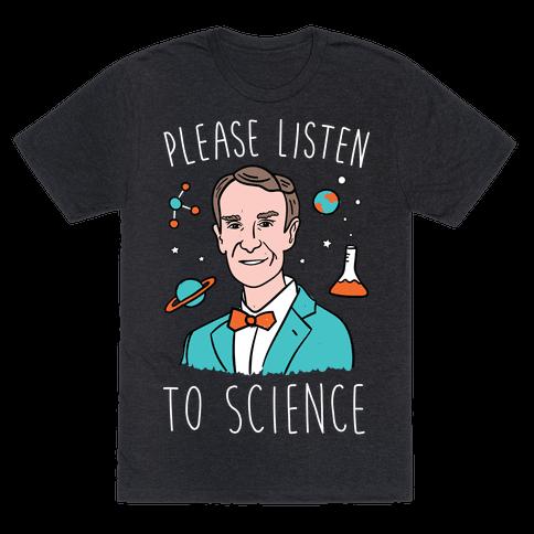 Please Listen To Science