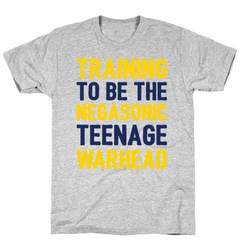 Training To Be The Negasonic Teenage Warhead T-Shirt