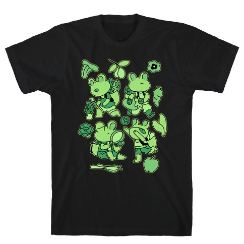 Forage Frogs T-Shirt