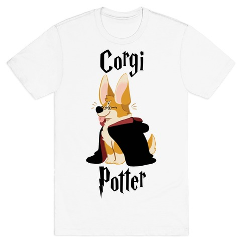 Corgi Potter T-Shirt