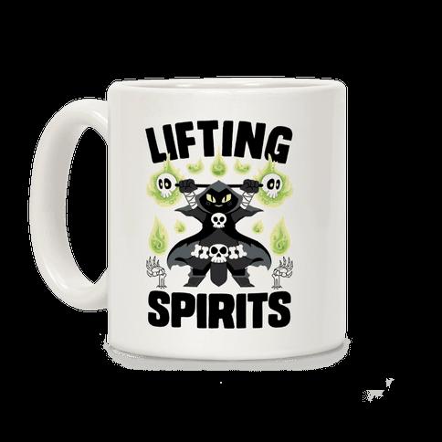 Lifting Spirits Coffee Mug