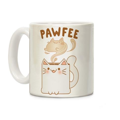 Pawfee Coffee Mug