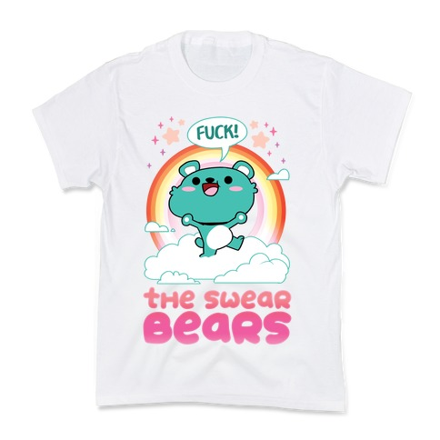 The Swear Bears Kids T-Shirt