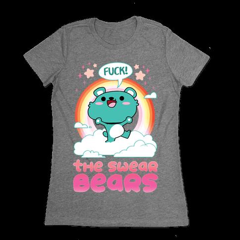 The Swear Bears Womens T-Shirt
